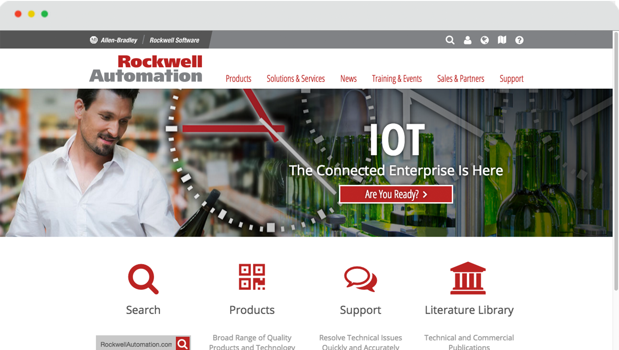 Rockwell Automation uses Bound to Enable Cross-Channel