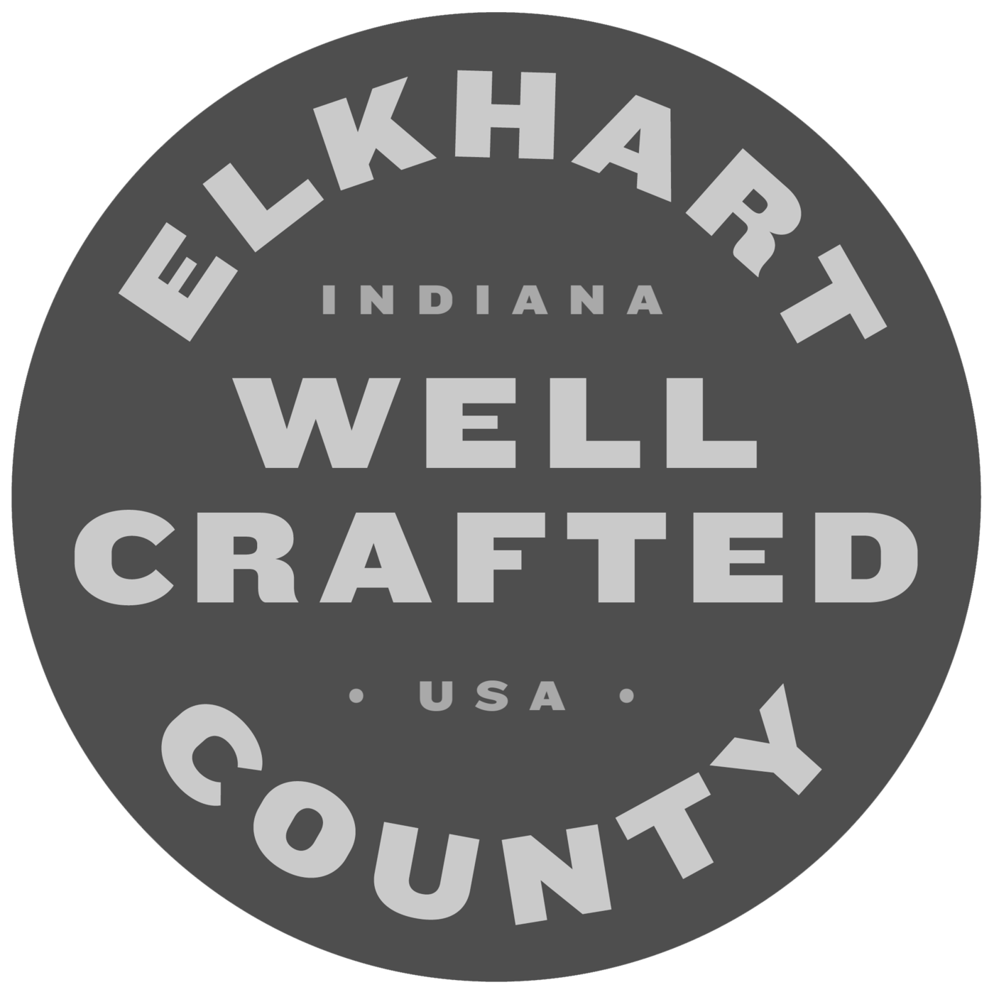 logo for the Elkhart County, Indiana case study